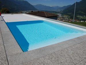 Accessori - copertura automatica piscina