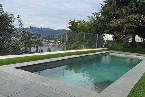 piscine in calcestruzzo
