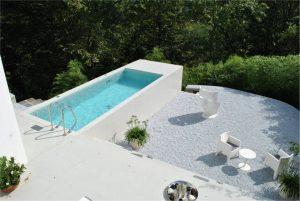 piscine Cemento armato