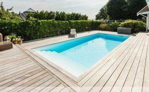 Polyfaser piscina