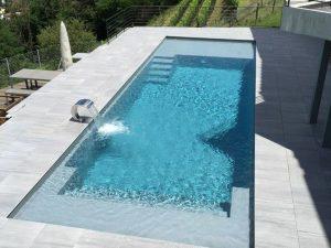 Preventivo piscina cemento armato