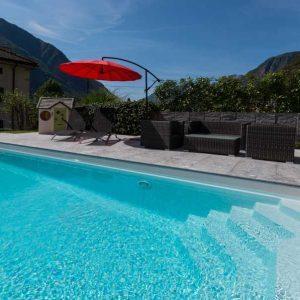 Realizzazione piscine in Ticino